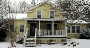 1846 Blodgett House Relocation and Restoration