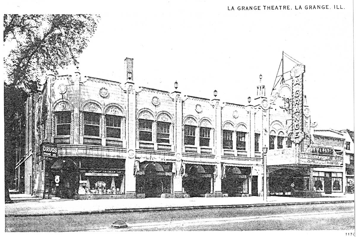 LaGrange Theater | Chicago Project Management