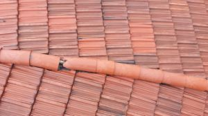 BNC Missing Roof Tile